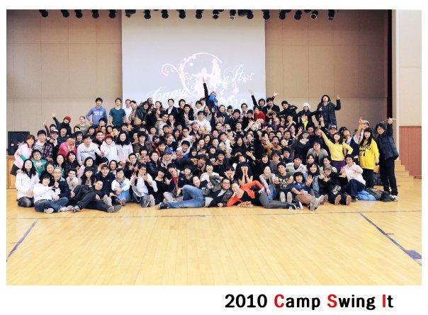 Camp Swing It 2010