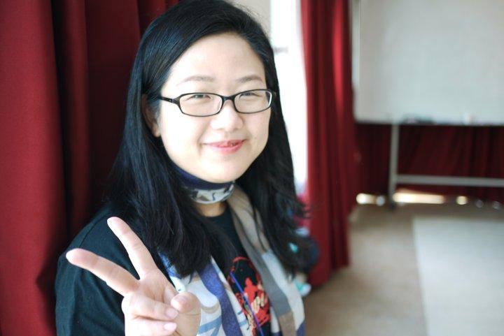Jenny - our translator