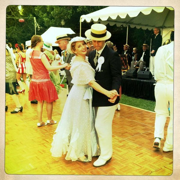 Jane Xavier Barnes and Greg Dougherty