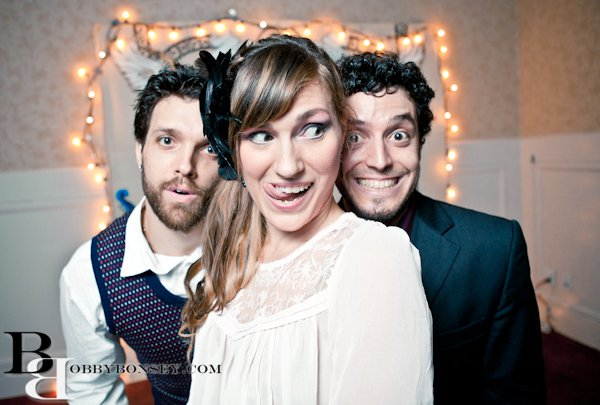 Davis, Claudia, Patrick
