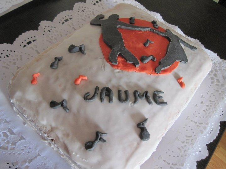 cake of KJ