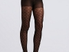 Ralph Lauren Hosiery Java Chainlink Tights