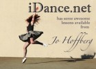 iDance - johoffberg-button